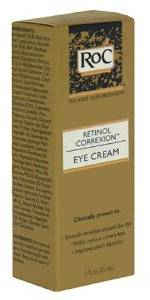RoC Retinol Correxion Eye Cream | Under Eye Circles Treatments