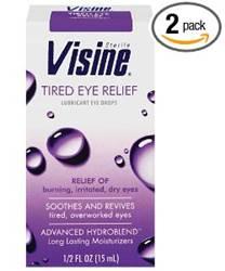 Visine Tired Eye Relief